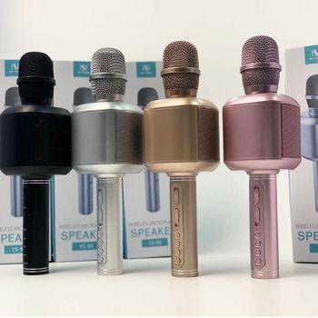Micro kiêm loa SU YOSD Bluetooth Karaoke YS 88