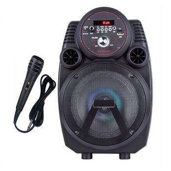 Loa hát karaoke mini di động MS 6606BT Siêu BASS