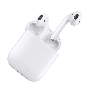 Tai nghe headphone bluetooth iphone X i7S có dock sạc