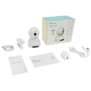 Camera ip 360 Vimtag CP2 - HD 720 báo động từ xa có đàm thoại hai chiều