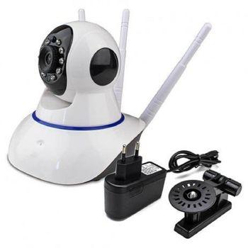 Camera Ip Yoosee 3 ăng ten 06H Full HD 2MP - Model 2021 Hồng Ngoại nhìn xuyên đêm