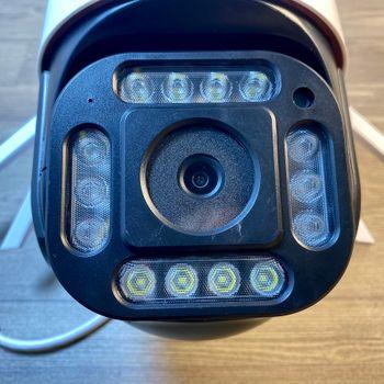 Camera IP Wifi ngoài trời Yoosee 4 râu 3.0MP siêu nét