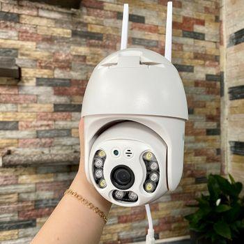 Camera IP Wifi Ngoài Trời Yoosee GW-D08S 2.0 MP - Ban đêm có màu sắc nét