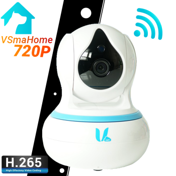 Camera không dây VSMaHome V1 - HD 720p hỗ trợ Stream H265