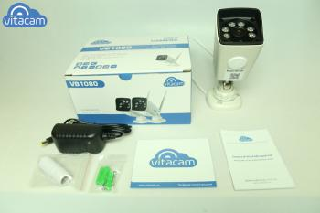 Camera IP ngoài trời Vitacam VB1080 Full HD - 2MP