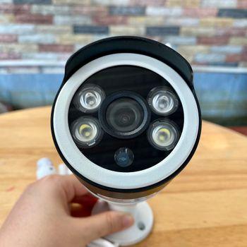 Camera Yoosee Ngoài Trời X5700 chống nước - Xem ban đêm có màu sắc nét