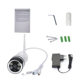 Camera Yoosee Ngoài Trời X5700 chống nước đàm thoại - Xem ban đêm có màu