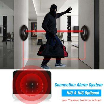 Cảm biến chống trộm tia hồng ngoại ABO20 - Không dây