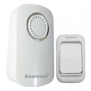 Chuông cửa không dây Kawasan KWDB668B sử dụng pin - Khoảng cách kết nối xa
