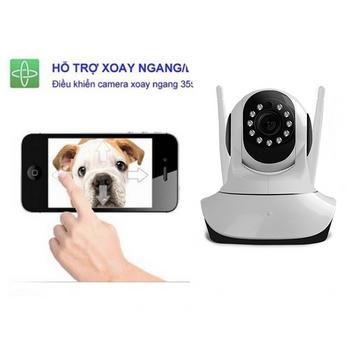 Camera IP thông minh K-Eye báo động từ xa