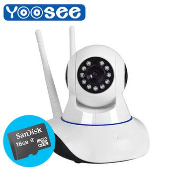 Camera IP Yoosee 04S đàm thoại 2 chiều