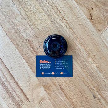 Camera Mini có wifi xem được ban đêm V380 pro