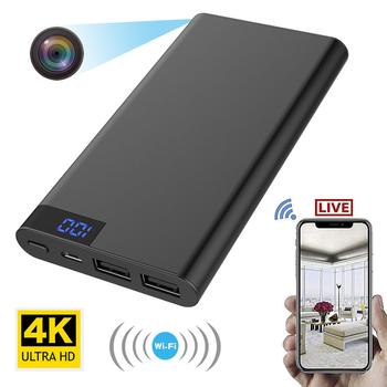 Camera pin sạc dự phòng Wifi H11 - Dung lượng pin 10.000Mah quay cực lâu