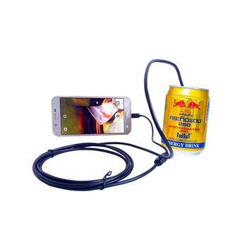 Camera nội soi V716 HD 720p đường kính 8mm-Chống nước IP67 (Đen)