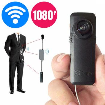 Camera nút áo mini X8 Wifi - Phát hiện chuyển động