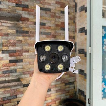 camera yoosee ngoài trời chống nước
