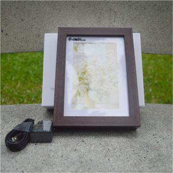 Khung tranh để bàn camera ngụy trang wifi full HD PZF17
