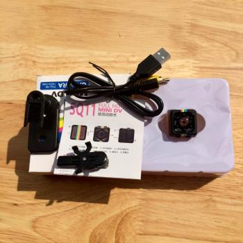 Camera hành trình mini SQ11 plus- Hỗ trợ quay ban đêm