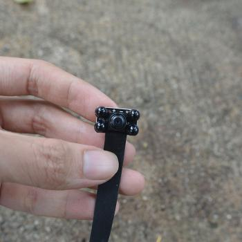 Camera giám sát giấu kín wifi V99 Plus 4K hồng ngoại quay đêm