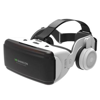 Kính thực tế ảo 3D VR Shinecon G06E - Kèm tai nghe