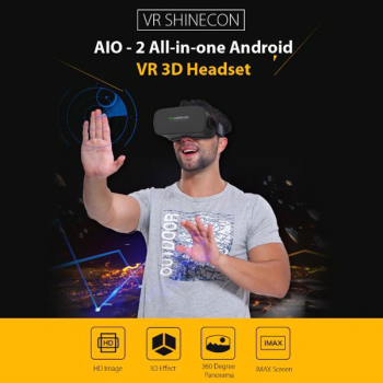 Kính thực tể ảo All in one Android VR Shinecon 2 AIO - All in one