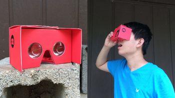 Kính thực tế ảo Google Cardboard v2