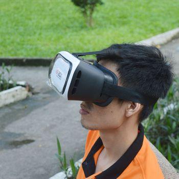 Kính thực tế ảo VR Box phiên bản 2 - Support 4 đến 6 inch