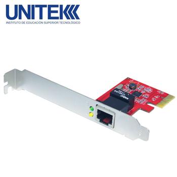 Card mạng Lan từ cổng PCI-E sang LAN Unitek Y-7509 chính hãng