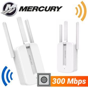 Bộ kích sóng Wifi Mecury 3 râu chính hãng hút cực mạnh