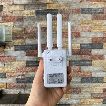 Bộ Kích Sóng Wifi Pixlink LV-WR09 2.4GHz 300Mbps 4 Ăng-ten
