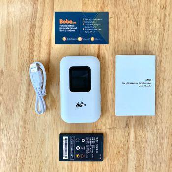 Bộ Phát Wifi tốc độ cao LTE M100 4G