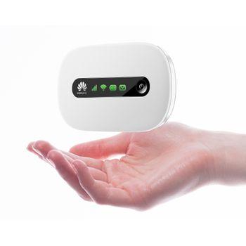 Bộ phát wifi 3G Huawei E5220 chính hãng - Pin 1150Mah