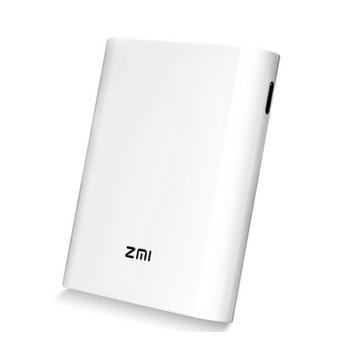 Bộ Phát Wifi 4G Xiaomi ZMI MF855 Tốc Độ 150Mbps pin 7800mAh