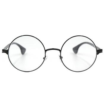 Mắt kính thời trang ngố tròn