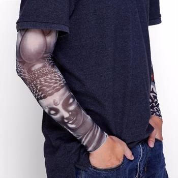 Găng tay hình xăm