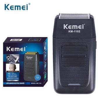 Máy cạo râu Kemei KM 1102 - Cạo khô không cần bọt