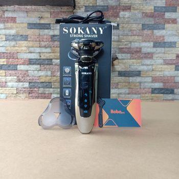 Máy cạo râu Sokany SK-378 cao cấp
