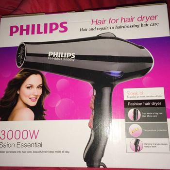 Máy sấy tóc Philips 8591 - Công suất 3000W - Hàng Loại 1