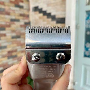 Tông đơ cao cấp Kemei chuyên cho các salon barber đẳng cấp
