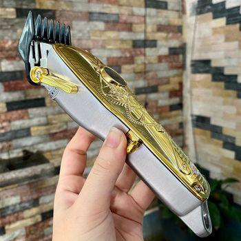 Tông đơ cắt tóc chuyên nghiệp KEMEI họa tiết chính hãng