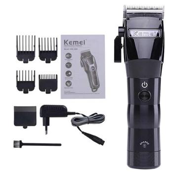 Tông đơ cắt tóc không dây Kemei KM 2850 chính hãng