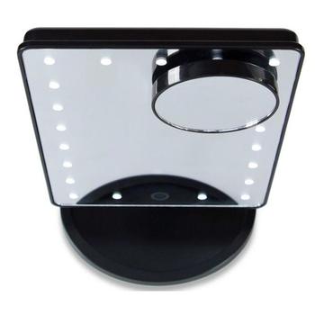 Gương vuông trang điểm gắn đèn Led Rio MMSP