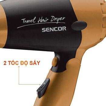 Máy sấy tóc nhật bản Sencor 6400B