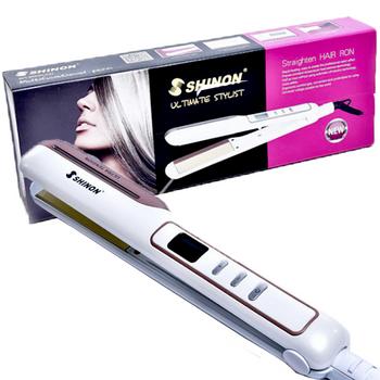 Máy duỗi tóc Shinon SH-8009 Lcd 5 mức điều chỉnh nhiệt độ