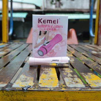 Máy cạo tẩy lông nách Kemei KM 1012