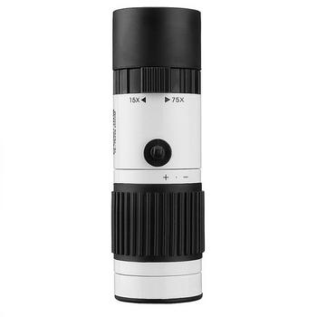 Ống Nhòm 1 Mắt Nhìn Ban Đêm Boshile 15-75x25 - Có chống nước dễ quan sát trên điện thoại
