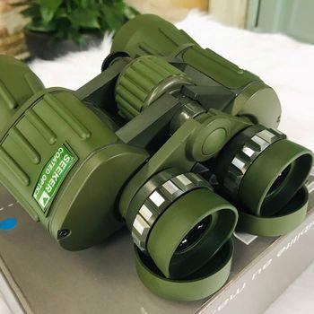 Ống nhòm Binocular 10x50 góc cực rộng - Tặng kèm túi đựng