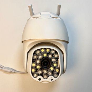 Camera Ngoài Trời YOOSEE D266 bắt wifi siêu khỏe