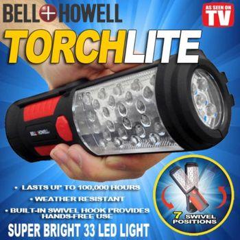 Đèn pin 33 bóng led siêu sáng Torchlite - Siêu bền