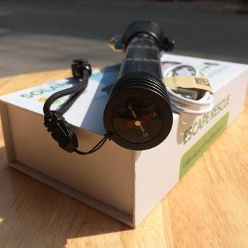 Đèn pin siêu sáng CHENGLNN 11 chức năng tiện lợi